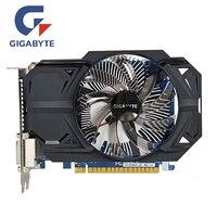 GIGABYTE GTX 750 2GB D5 Video Card GTX750TI 2GD5 128Bit GDDR5 Graphics Cards For NVIDIA Geforce
