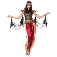 Arabian Princess Costume Womens Harem Girl Belly Dancer Halloween Fancy Dress L1075