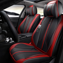 Sport car seat covers car styling for BMW Audi Volkswagen Toyota passat peugeot skoda Ford Honda  KIA all sedan 2017 new style car styling car tail decoration for new beetle toyota avensis peugeot touareg kia ceed seat ibiza accessories