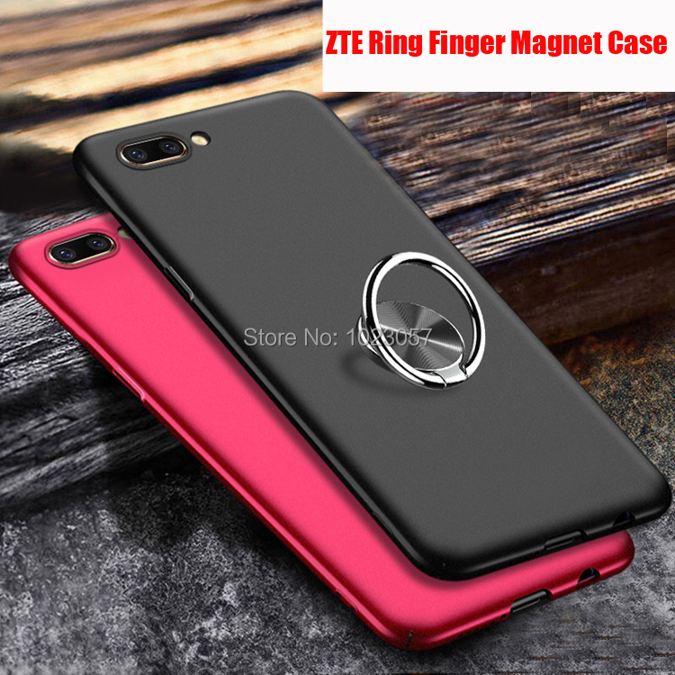 360 Degree Ring Finger Holder Car Magnet Phone <font><b>Case</b></font> For <font><b>Nubia</b></font> Z11 <font><b>Z17</b></font> <font><b>Mini</b></font> Lite Stand <font><b>Case</b></font> For ZTE <font><b>Nubia</b></font> <font><b>Z17</b></font> <font><b>Z17</b></font> lite image