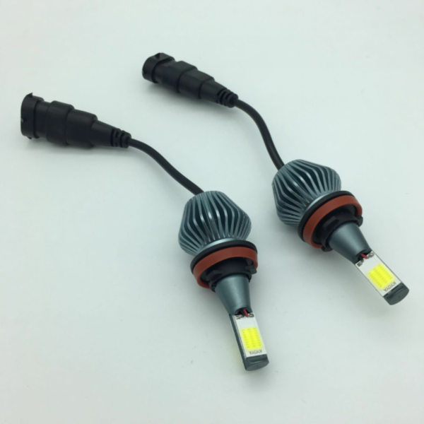 H1 H3 H7 H8 H11 9005 9006 880 H4 H13 24W Car LED Headlight Bulbs Auto Headlamp For Auto Fog DRL Light Driving Lamp 3000K 6000K
