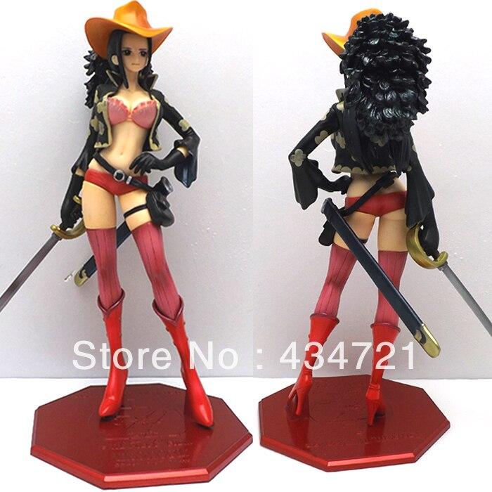 New Hot Pop Megahouse One Piece Robin Film Z Version Pvc Sexy Figure