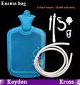 Free shipping large porous enema water bag shower type of intestinal cleaner vaginal washing anal sex toys adult sex toys sl112