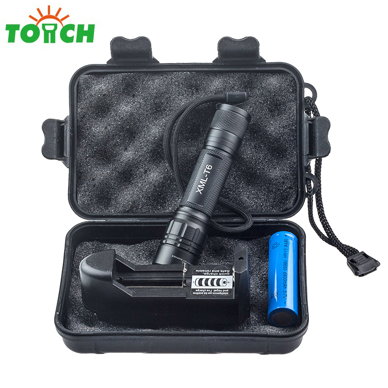 200 Meter Long Distance Hand Torch xml T6 Tactical Zoomable Flashlight Led  Mini Portable Gladiator Linterna for Hunting Fishing sitemap 200 xml
