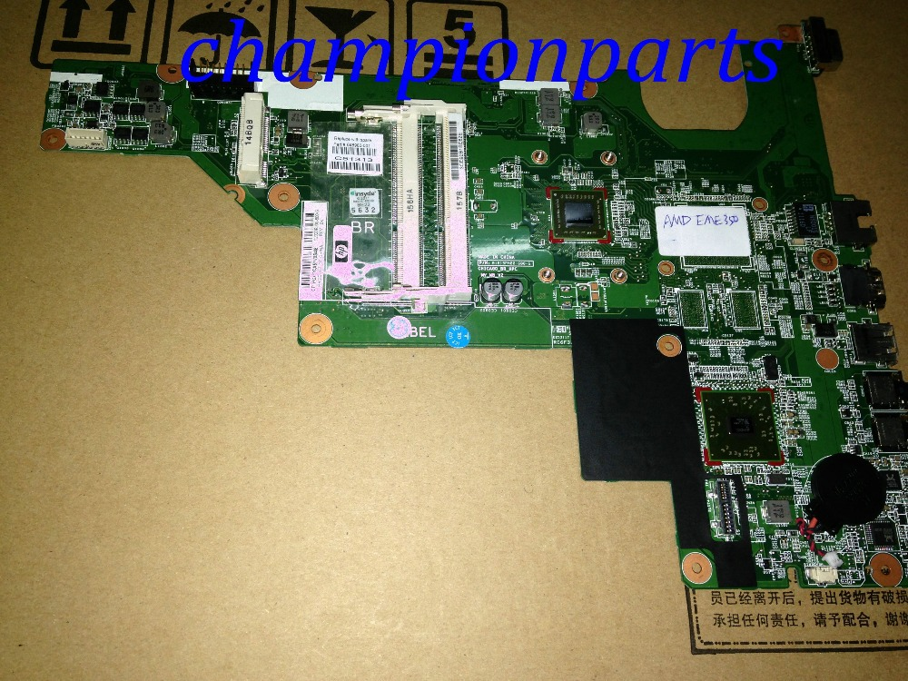 P/N: 646980-001 WORKING FREE SHIPPING Laptop Motherboard For HP 435 635 Notebook Main Board