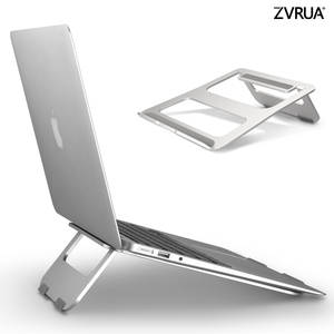 High Quality Portable Metal Laptop Stand Aluminium Laptop Stand for MacBook Apple Lenovo HP Acer Foldable Laptop Stand Aluminium