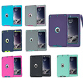 For Apple iPad Air Amor Shockproof Heavy Duty Rubber Hard Case Cover for iPad Air for ipad 5 Tablet Accessories M2A14D