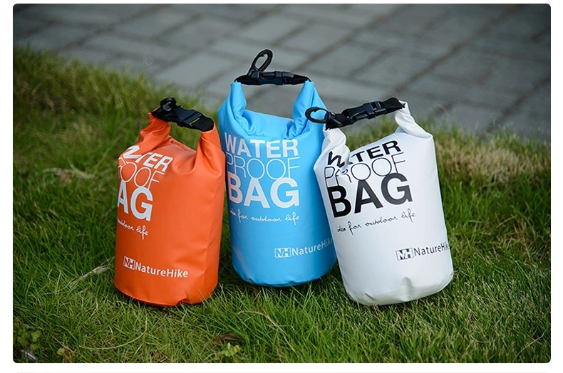 New 2L Small Ultralight Waterproof Dry Bag Stuff Storage Bag for Travelling Rafting Swimming fishing boating