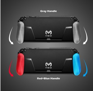 Image 5 - Nintend Schakelaar Protector Case Guard Cover Tpu Shell Handvat Grip W/Game Card Slot Voor Nintendo Switch Nitendo Ns accessoires