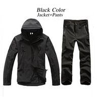 Multicam TAD 4 0 Shark Skin Soft Shell Lurkers Outdoors Tactical Gear Military Jacket Pants Camouflage