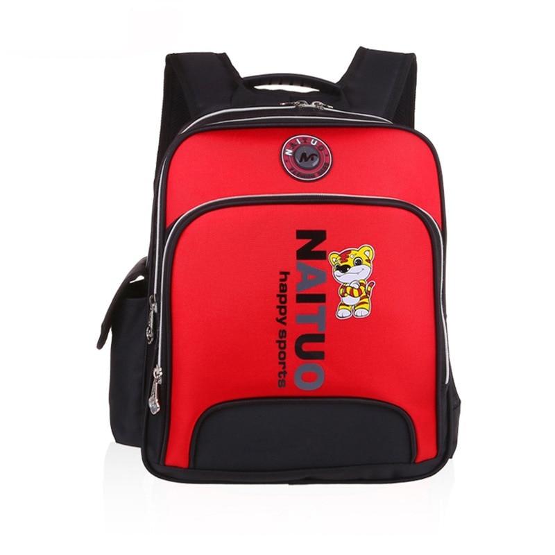 c6b6247443 Waterproof PVC NAITUO kids bags cartoon mochila bags baby children school  bag kids backpack For Class 1 3-in School Bags from Luggage   Bags on ...
