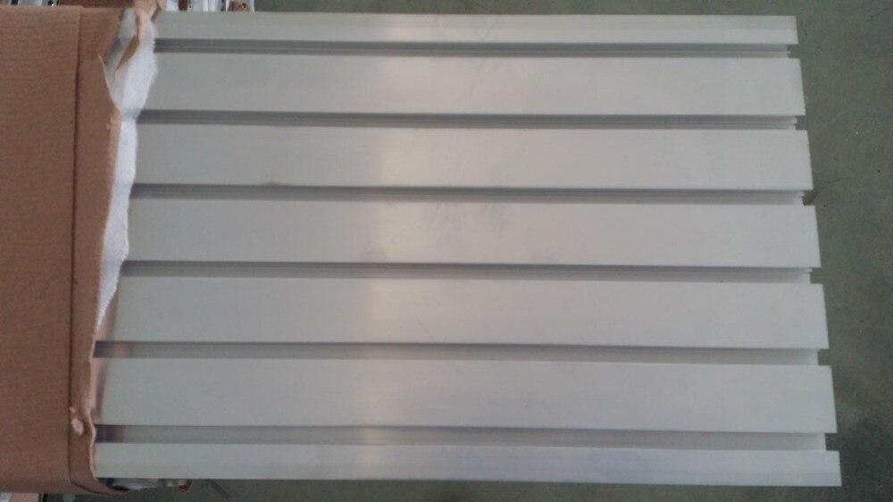 промышленный алюминиевый профиль для чпу гравировальный