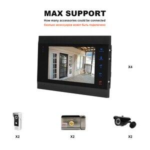 Image 5 - Homefong Video Doorbell Door Phone Doorbell 1200TVL Wide Angle Camera Security Video Intercom Doorbell Picture  Video Recording