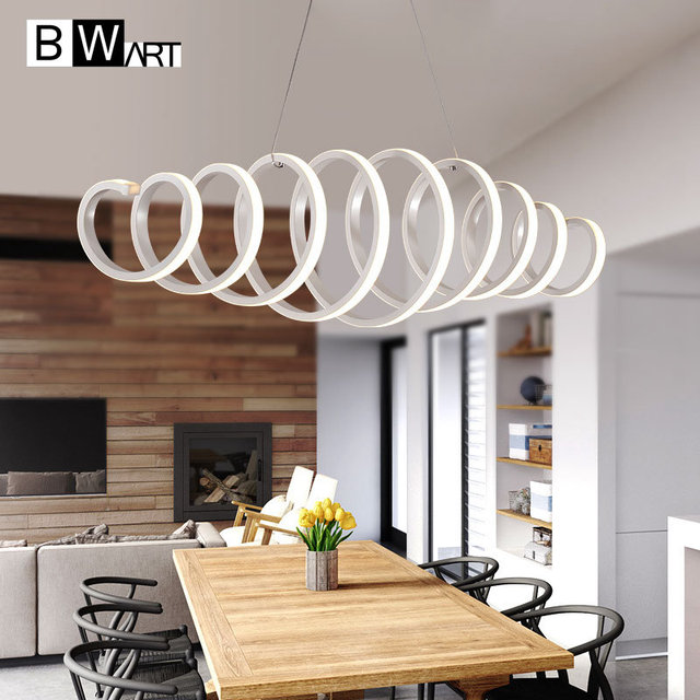 BWART Moderne Kronleuchter Für Wohnzimmer Esszimmer Schlafzimmer ...