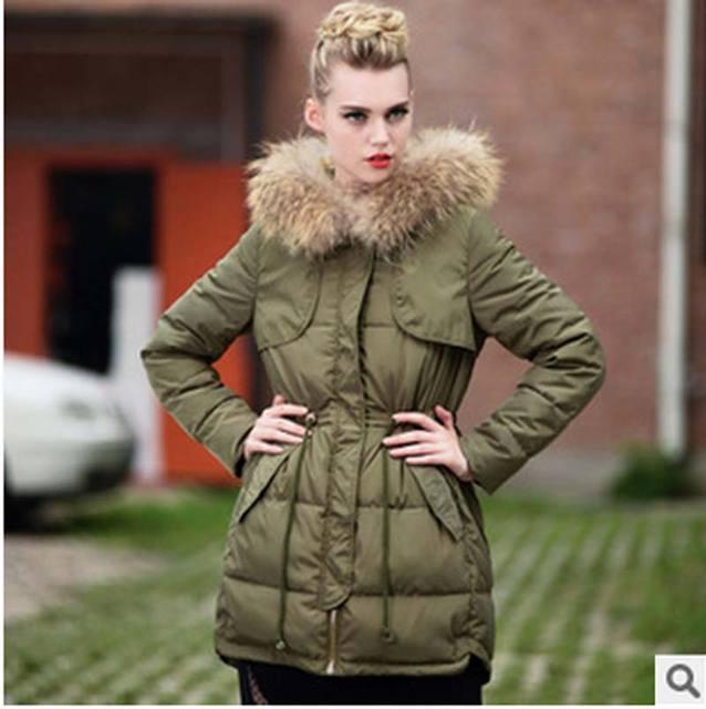 Cheap plus size 7XL Wadded Jacket 2016 new European women 2016 winter warm Luxury fur collar loose long  down Cotton Coat AE644