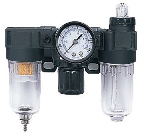 Free Shipping Airtac AC2000 Air Source Treatment Unit Pneumatic Lubricator+Filter+Regulator 5Pcs In Lot air unit pneumatic source treatment g1 4 afc2000