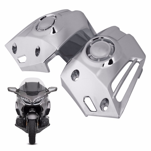 Motorcycle Front Left Right Lower Cowl Cover For Honda Goldwing 1800 GL1800 2018 2020