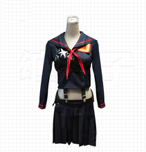 Anime KILL La KILL Matoi Ryuuko cosplay costume