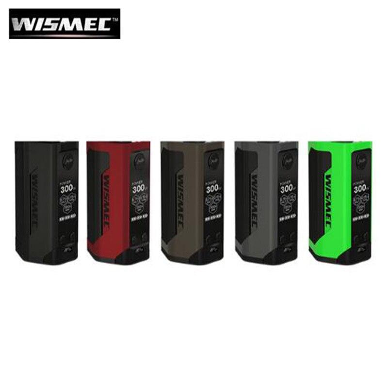 Original Wismec Reuleaux RX GEN3 MOD Bespoke Firmware Tailor RXGEN3 BOX MOD 300W Vape MOD e