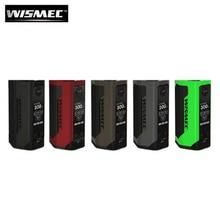Оригинальный wismec reuleaux RX GEN3 mod заказ прошивки портной RXGEN3 поле mod 300 Вт VAPE mod e-сигареты