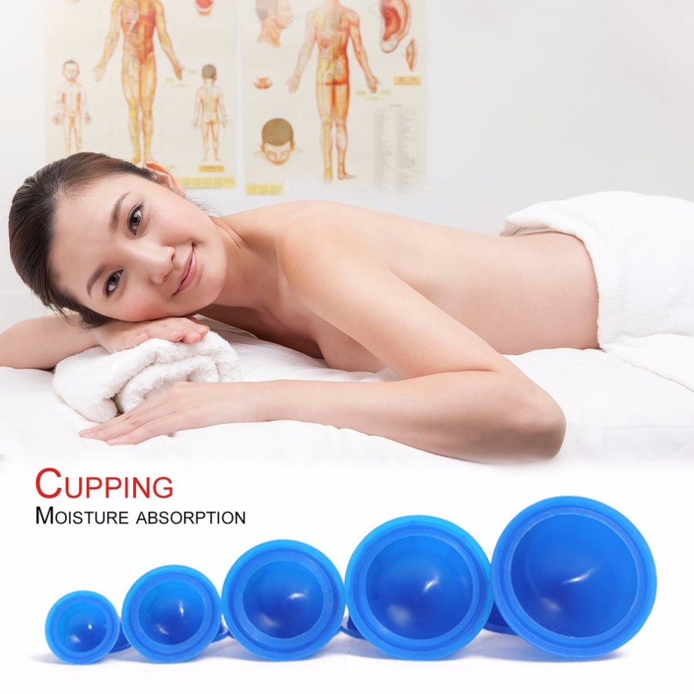 12pcs/set Body Massager Helper Anti Cellulite Silicone Vacuum Cupping Cup Family Health Care Massage Therapy Cups Tool Easy Use 1pcs small family body massage helper anti cellulite vacuum silicone cupping cups health care tool pink color