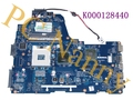 K000128440 PWWHA LA-7201P placa-mãe do portátil para Toshiba Satellite C660 s989 HM65 não integrado - boa