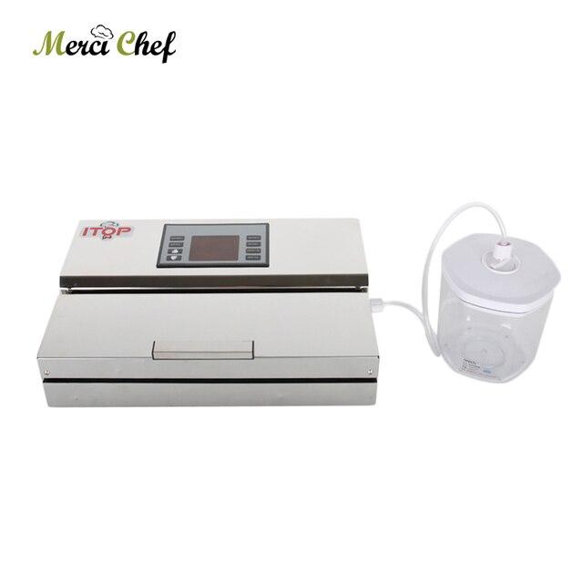Vacuum Airtight Box Keep the Food Fresh Box With Vacuum Sealer Use Hose Vacuum Airtight Box Food Seal Tools 700ml/1400ml/2000ml