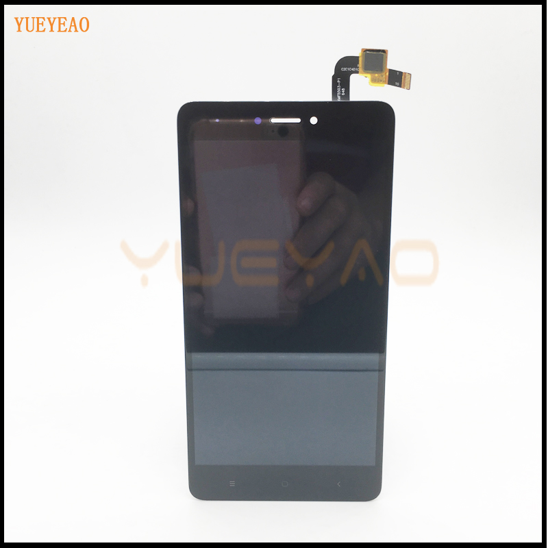YUEYAO LCD Screen For Xiaomi Redmi Note 4X Lcd Screen New Replacement LCD Display+Touch Screen For Xiaomi Redmi Note 4X 5.5inch
