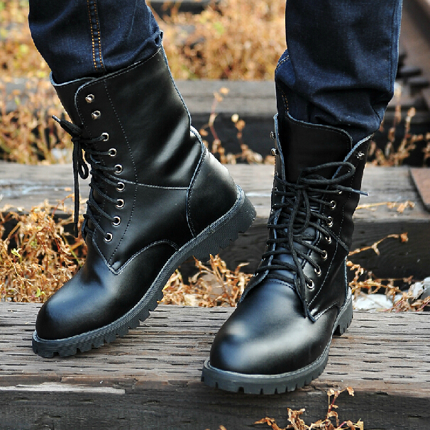 Aliexpress.com : Buy Women/Men Motorcycle Boots Fashion Winter ...