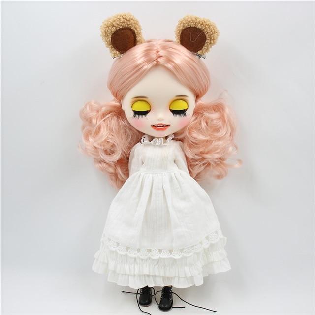 Jordyn – Premium Custom Blythe Doll with Smiling Face 1