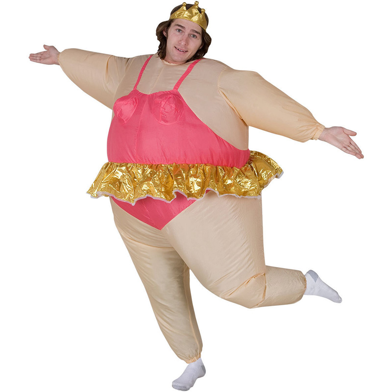 Halloween Cosplay Inflatable Ballerina Fancy Dress Costume Purim Carnival  Party Fat Suit Stag Hen Night Outfit On Aliexpress.com | Alibaba Group