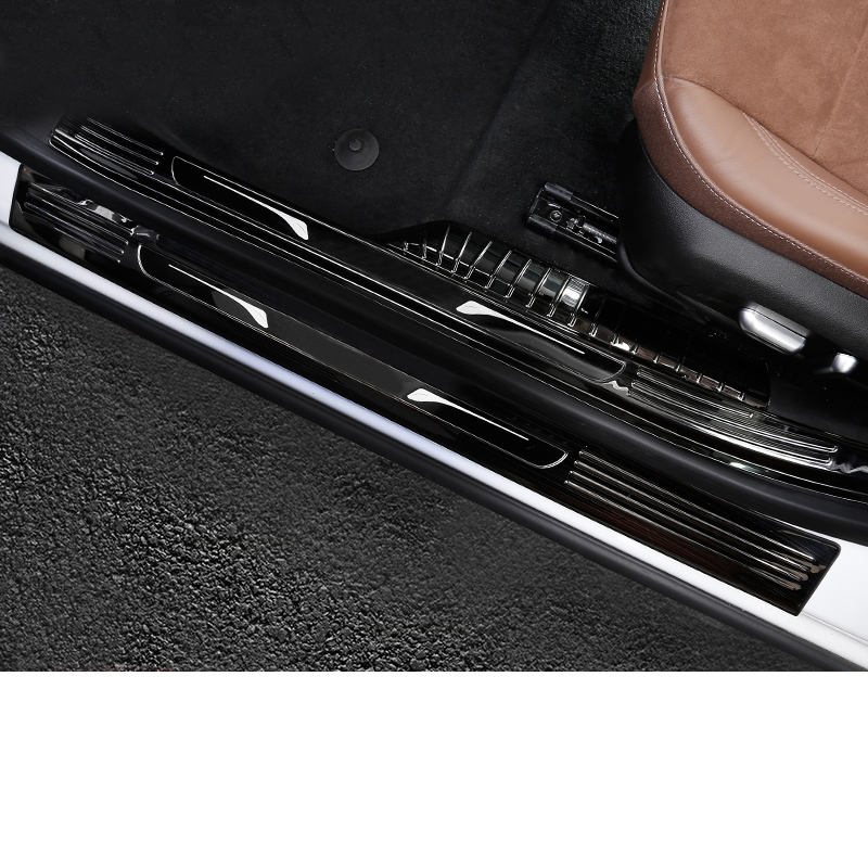 Lsrtw2017 Stainless Steel Car Door Anti-scratch Sill for Buick Regal Opel Insignia 2018 2019 2020Lsrtw2017 Stainless Steel Car Door Anti-scratch Sill for Buick Regal Opel Insignia 2018 2019 2020