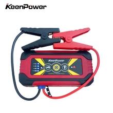Keenpower Portátil de Alta capacidade 12 V 600A/900A Buster Gasolina e Diesel Booster Energia Da Bateria Do Carro Carro-Carro Stlying ir para Iniciantes