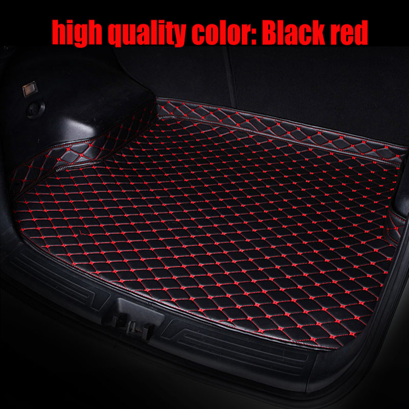 Custom make car Trunk mats for <font><b>Mercedes</b></font> Benz X156 <font><b>GLA</b></font> class <font><b>45</b></font> <font><b>AMG</b></font> 180 200 220 250 heavy duty rugs carpet foot case image