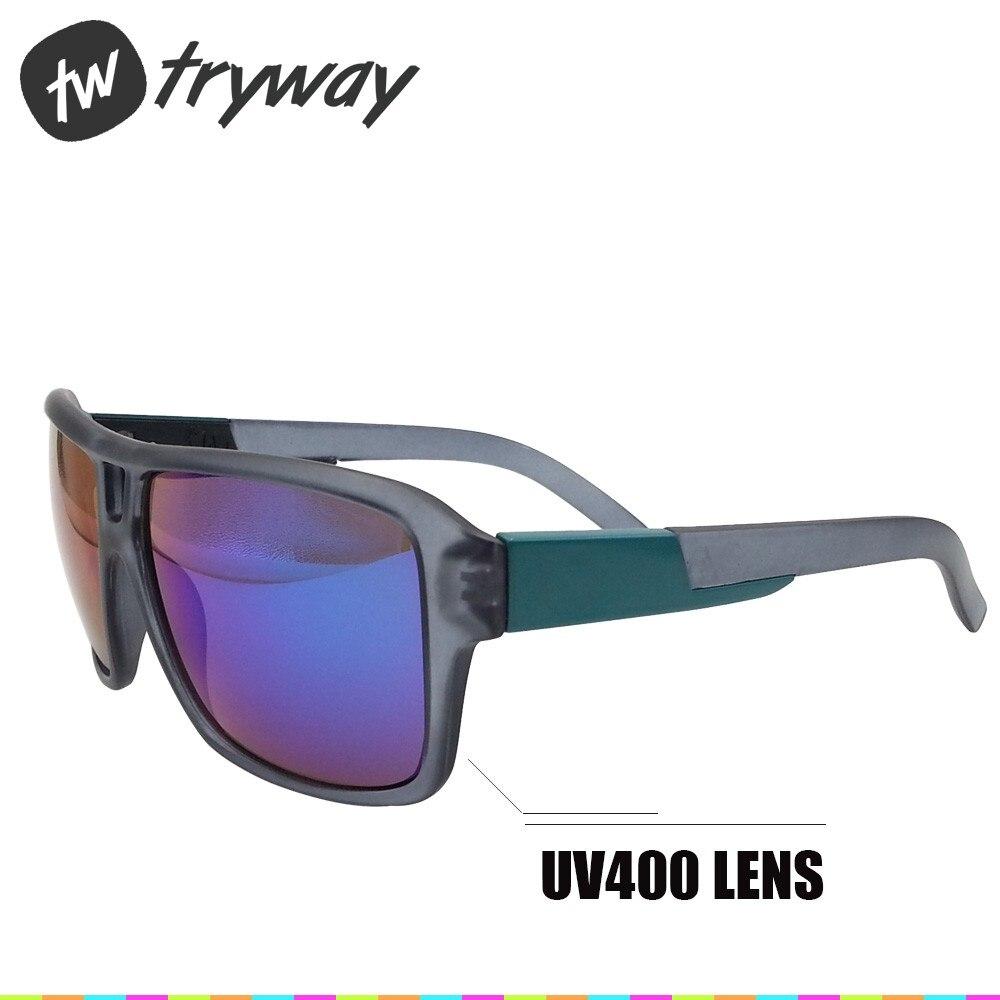 Prix pour Sport lunettes de soleil UV400 Lentille ski lunettes Hommes Conduite Lunettes Lunette designer oculos de sol feminino vélo vélo lunettes avec la boîte