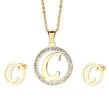 6fa608e0a3a11 Online Get Cheap Necklace Letter C -Aliexpress.com | Alibaba Group