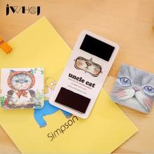 3 pcs/package JWHCJ kawaii uncle cat bookmark magnet escolar paper bookmarks stationery zakka school supplie papelaria