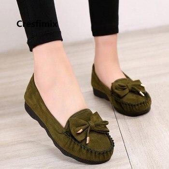 Zapatos Planos De Mujer De moda De las mujeres De peso ligero...