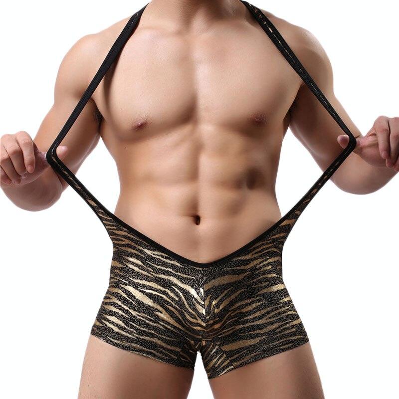 Men's Undershirt Soft Polyester Sexy Underwear Body Shaper Bodysuits Wrestling Singlet Leotard Fitness Body Jumpsuit For Men