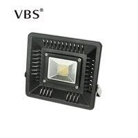 Ultrathin LED מקרני 220 V 240 V LED מבול אור 30 W 50 W 100 W רפלקטור LED זרקור חיצוני תאורה עמיד למים IP65