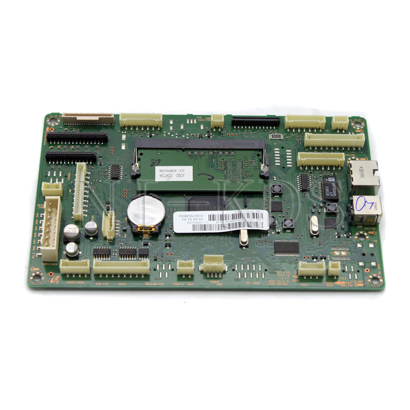 JC92-02259A Formatter Board for Samsung 4195 CLX-4195FW Main Board Logic Board with Battery