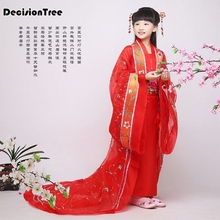 2019 new ancient chinese costume chinese traditional opera kids dynasty ming tang han hanfu dress child costume folk dance child 2018 autumn kids chinese princess costume traditional dance costumes girls floral children folk ancient hanfu tang dynasty dress