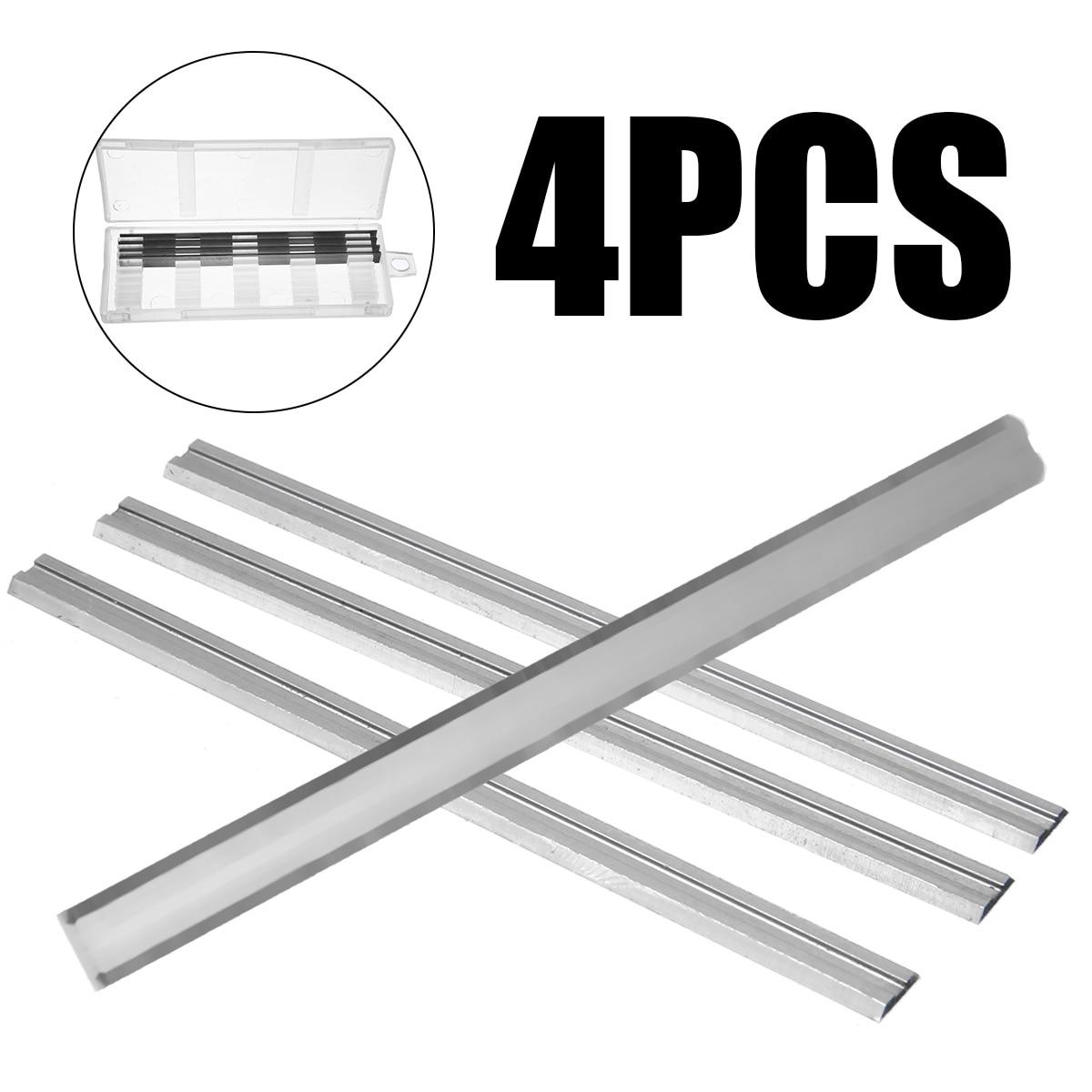 4pcs Portable Planer Knife 82mm PHO 25-82 / PHO 200 / PHO 16-82 / B34 HM Carbide  82*5.5*1.1mm High Quality