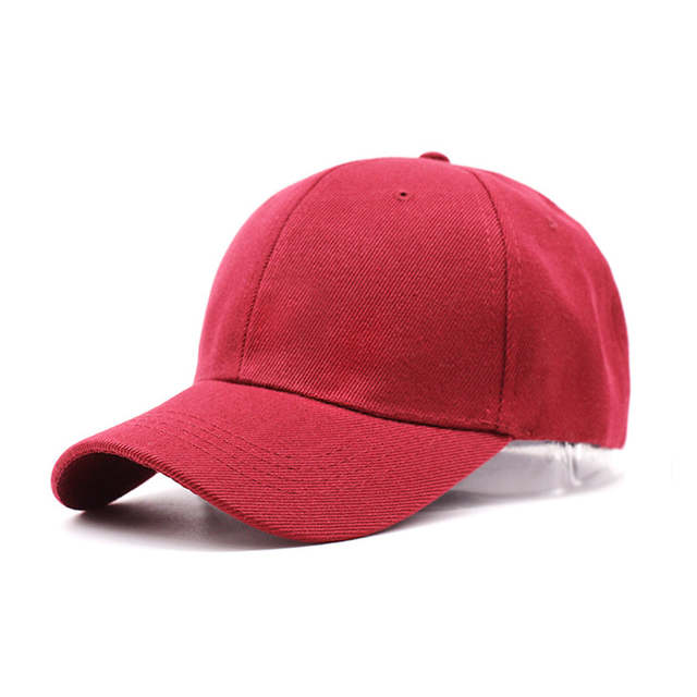 d32fc71d3d8 placeholder Snapback Baseball Cap Plain Canvas Dad Hat Hip Hop Men White  Trucker Hats Women Summer Casual