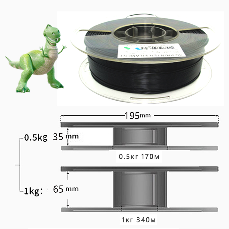 Computer & Office ... Office Electronics ... 32807005722 ... 2 ... PLA !! ABS!! Many colors YOUSU filament plastic for 3d printer 3d pen/ 1kg 340m/5m 20 colors/ shipping from Moscow ...