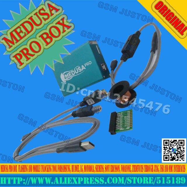 Medusa Box Medusa PRO BOX  +Testpoints + JTAG Clip Unlock&Flash&Repair For LG, Samsung, Huawei, ZTE Free Shipping