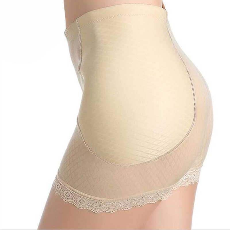 Push Up Body Shaper Slim Boyshort Panties Woman Fake Ass Underwear Padded Panties Buttock Shaper Butt Lifter Hip Enhancer