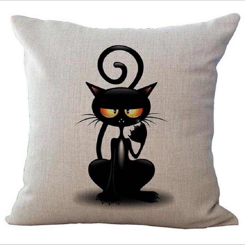Черный кот белый кот мультик
