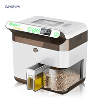 ZZY A3 Oil Press Household Automatic Small Commercial Intelligent Multifunctional Cold Press Machine Oil Pressers ABS