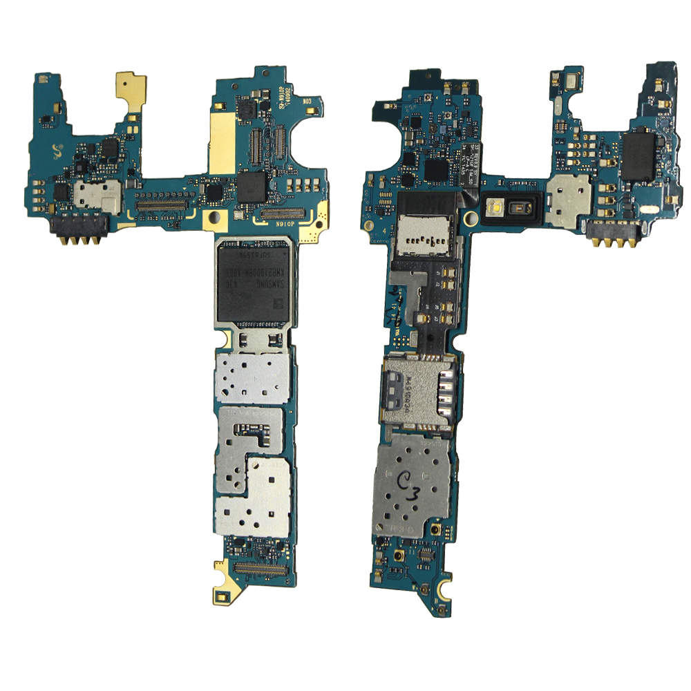 FOR Samsung GALAXY Note 4 N910P MAIN MOTHERBOARD 32GB UNLOCKED-in Circuits  from Phones & Telecommunications